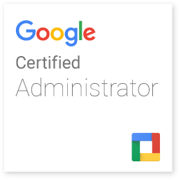 G Suite Sertified Administrator